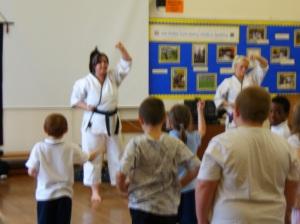 year4 karate