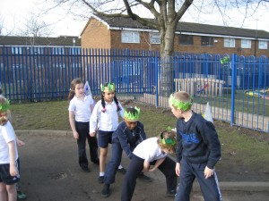 Year 3 Olympic Games