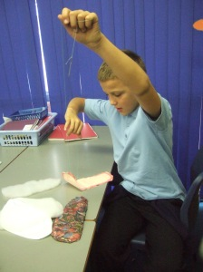 Look at the concentration! Year6